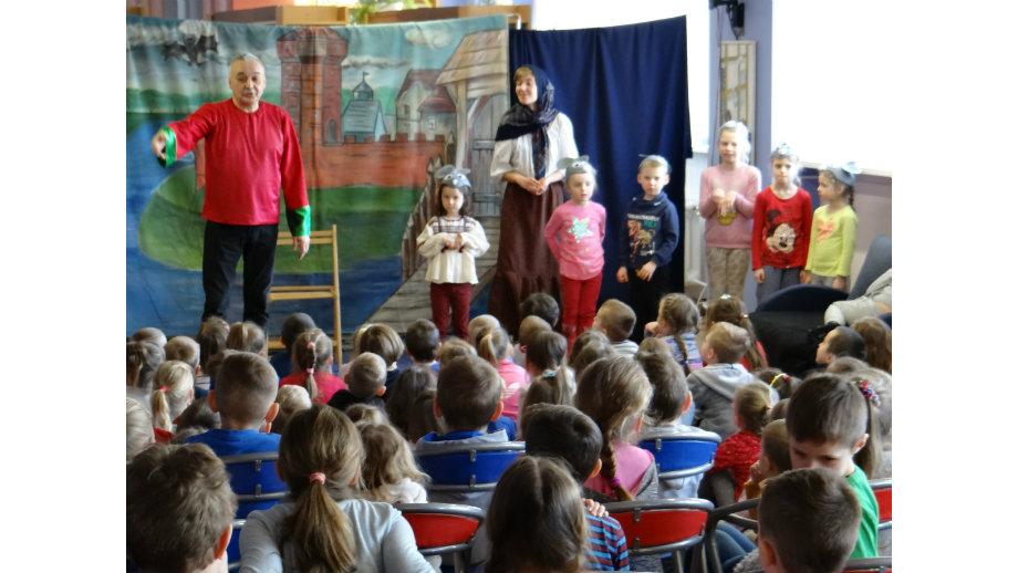 Jak w Kruszwicy rządził Popiel… przedstawienie dla dzieci