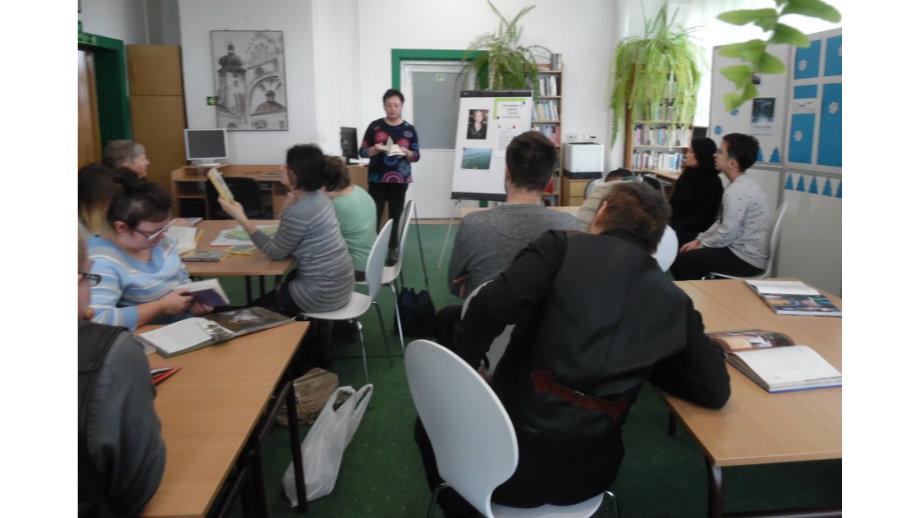 Podróże z książkami Beaty Pawlikowskiej
