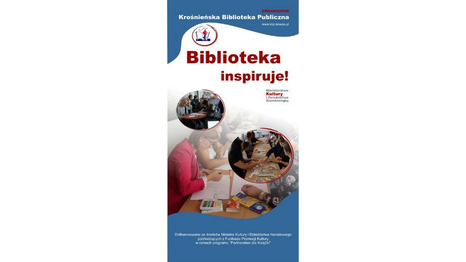 Biblioteka inspiruje!