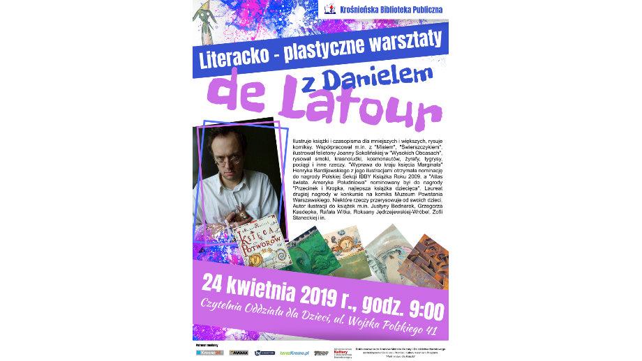 Warsztaty z Danielem de Latour