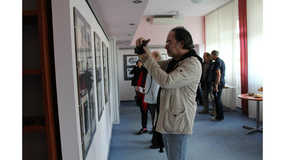 Wystawa grafiki studentów Ukraińskiej Akademii Druku we Lwowie