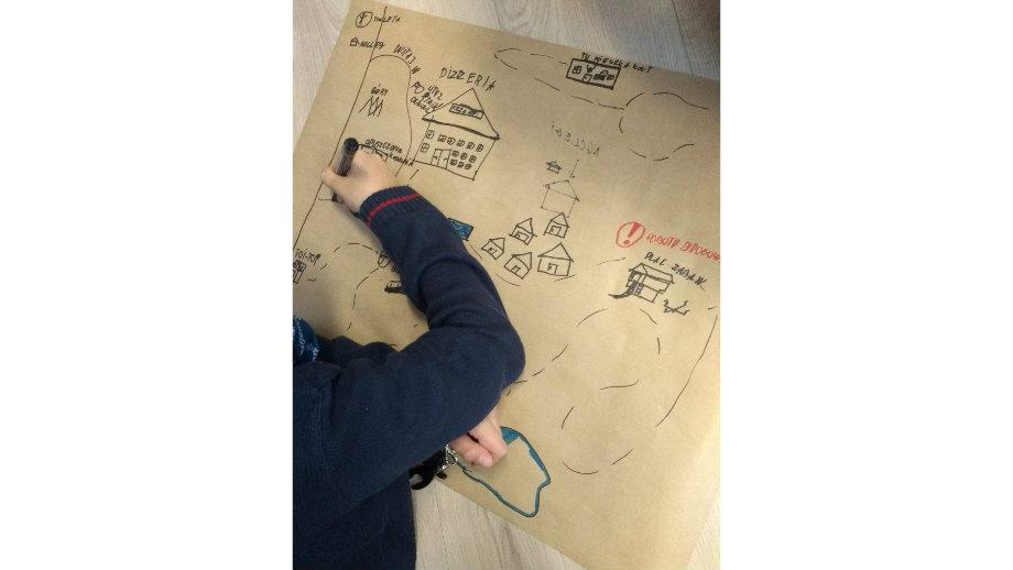 Też potrafię narysować mapę! - samodzielnie tworzymy mapy