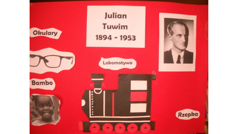 Podróż lokomotywą pana Tuwima