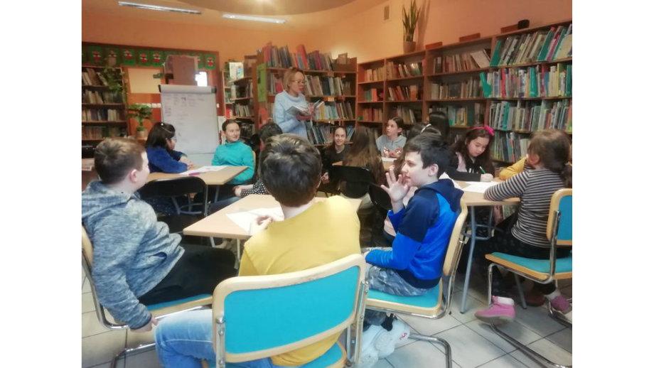 Międzynarodowy Dzień Języka Ojczystego w Filii nr 3