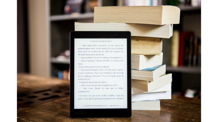 #ZostańwdomuzKBP! Czytaj e-booki!