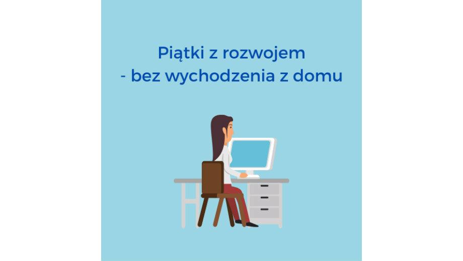 Zostań w domu i … twórz grafiki! - webinarium