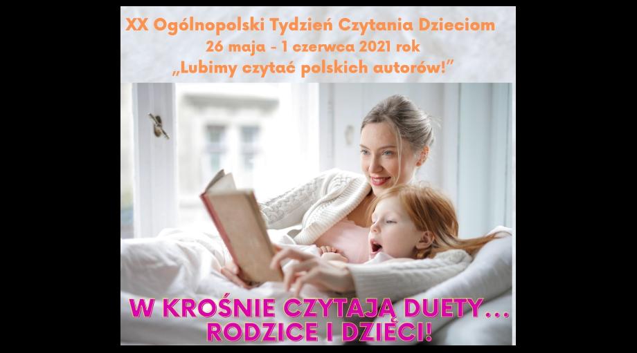 W Krośnie czytały duety!
